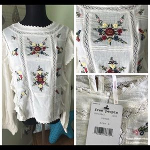 "Free People ""Amy"" Top"